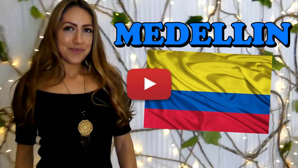 Medellin Dating Featured Video